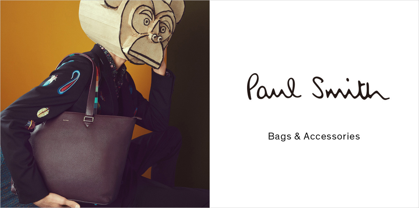 PAUL SMITH Bags & Accessories