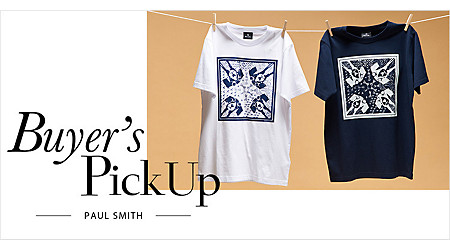 Buyer's PickUp -PAUL SMITH-