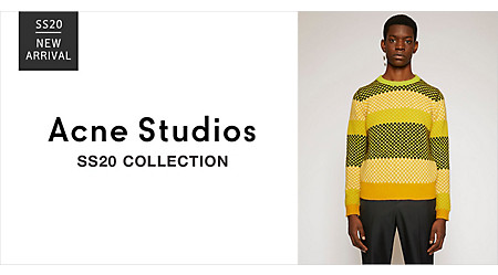 ACNE STUDIOS SS20 COLLECTION