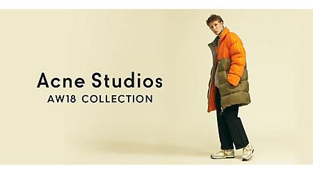 Acne Studios AW18