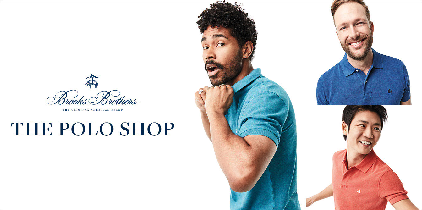 BROOKS BROTHERS(ブルックス ブラザーズ)【THE POLO SHOP(ザ・ポロショップ)】