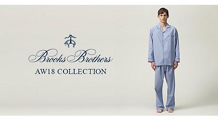 BROOKS BROTHERS(ブルックス ブラザーズ)18AWコレクションが続々入荷