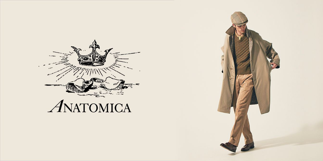 ANATOMICA NEW OPEN!