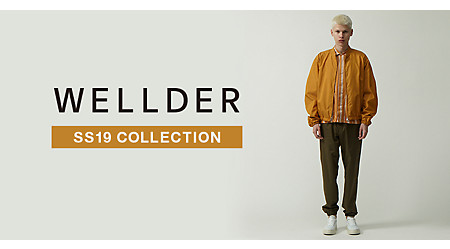 WELLDER SS19 COLLECTION