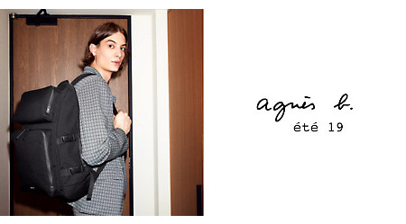agnes b. SS19 COLLECTION