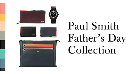 Paul Smith Father's Day Collection