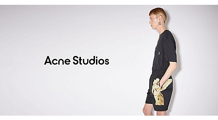 Acne Studios Men's AW19 COLLECTION