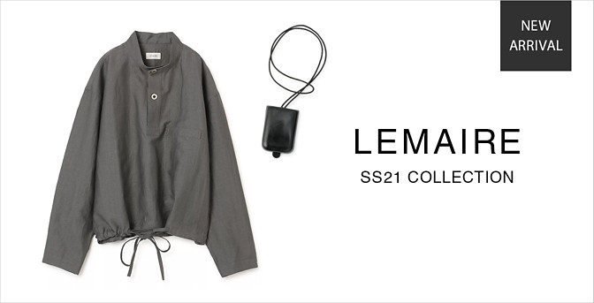 LEMAIRE|2020 AUTUMN COLLECTION