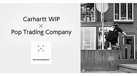 Carhartt WIP × Pop Trading Company