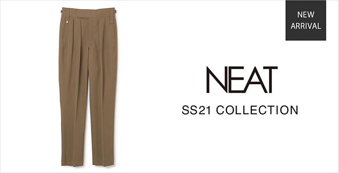 NEAT|ニートのパンツ