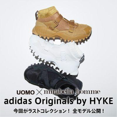 UOMO�~mirabella homme adidas Originals by HYKE �����X�g�R���N�V�����I�S���f�����J�I