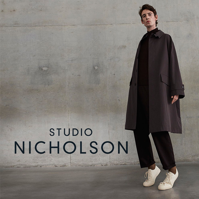 STUDIO NICHOLSON AW19 COLLECTION