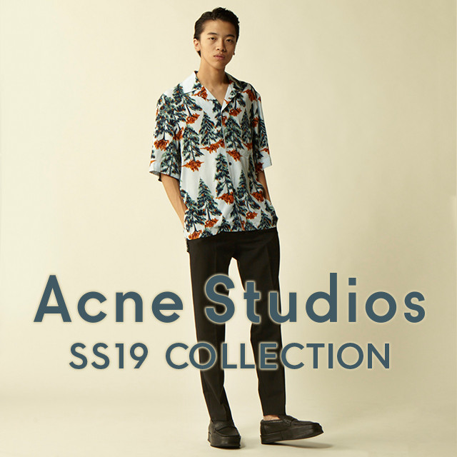 Acne Studios Men's 19SS COLLECTION