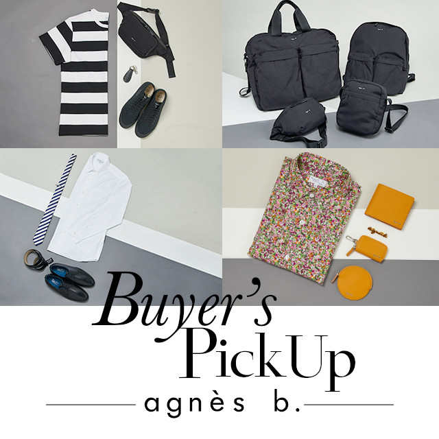 Buyer's PickUp -agnes b.-