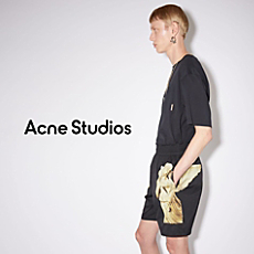 Acne AW21 COLLECTION
