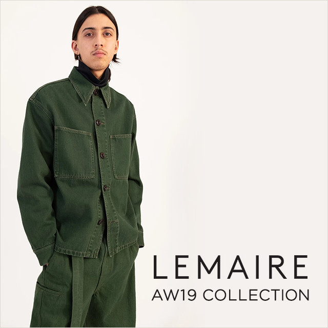 LEMAIRE AW19 COLLECTION