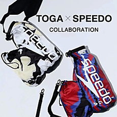 TOGA × SPEEDO コラボレーション