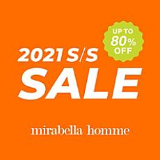 mirabella homme 2021SS SALE