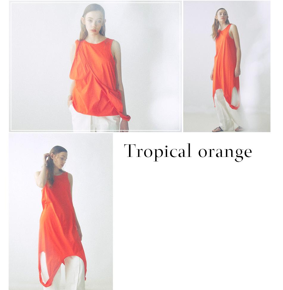 Tropical orange
