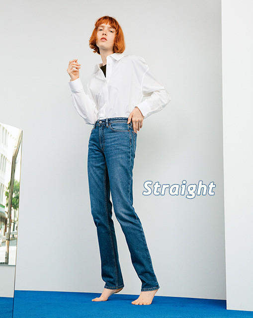 DENIM PANTS_Straight