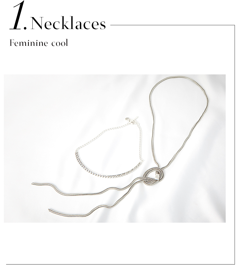 Necklaces Feminine cool