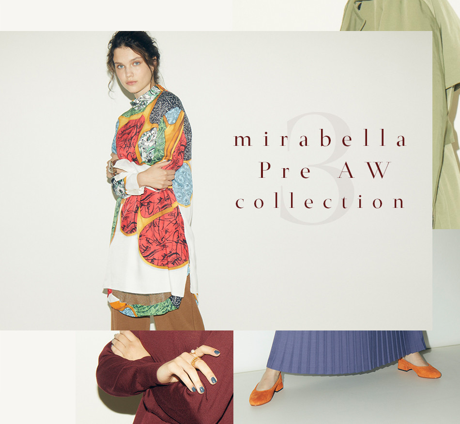 mirabella Pre AW collection