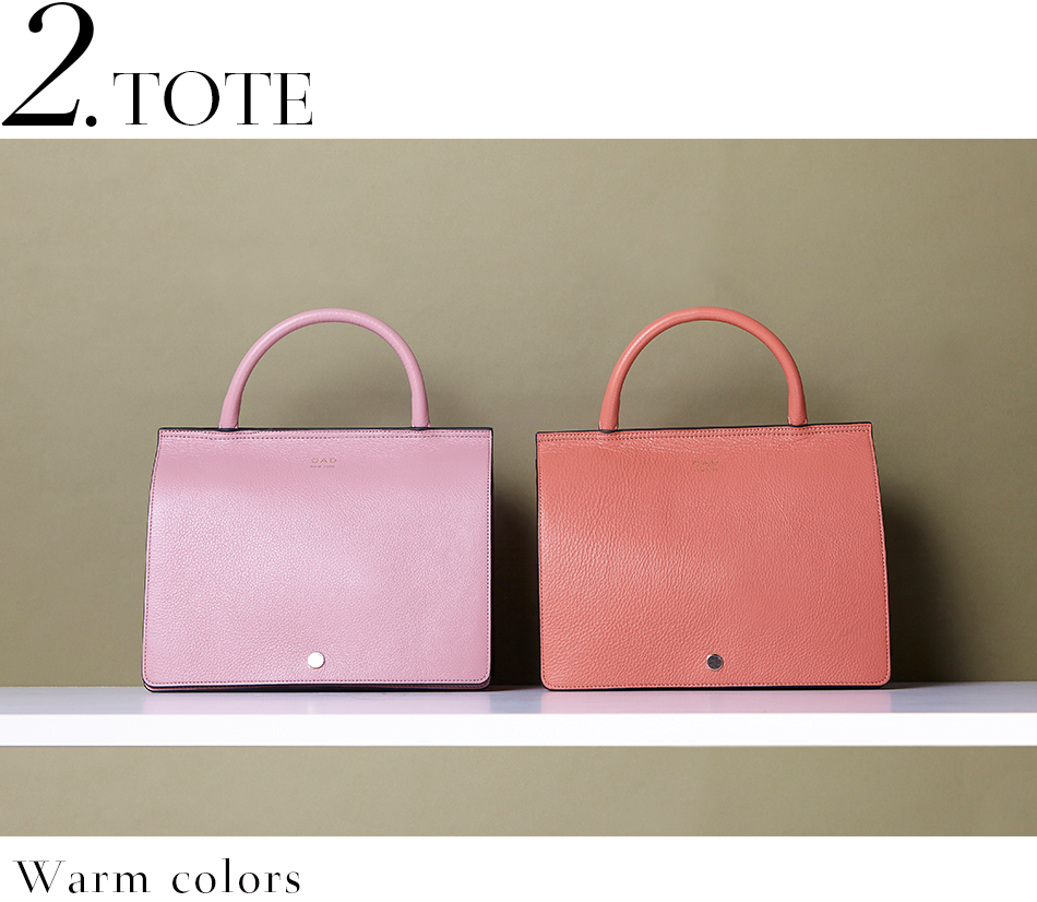 TOTE <Warm colors>