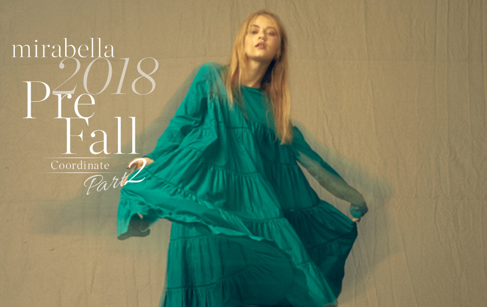 mirabella 2018 Pre Fall Coordinate Part-2