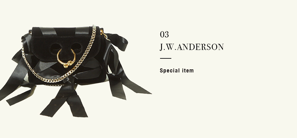 J.W.Anderson | Special item