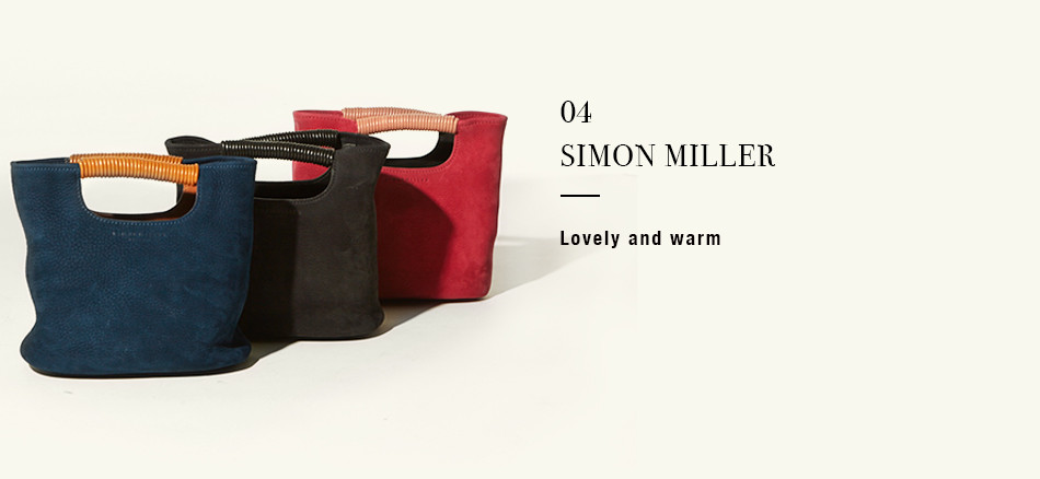 Simon Miller | Lovely and warm