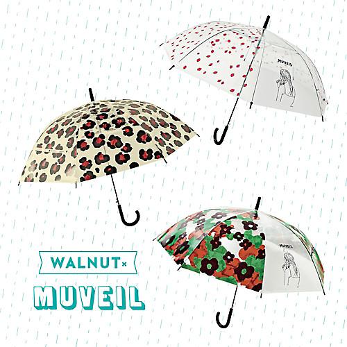 特集walnut人気ブランド コラボ傘 Mirabellaミラベラ