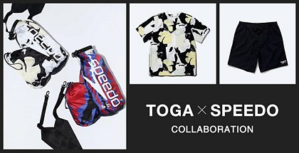 TOGA × SPEEDO COLLABORATION