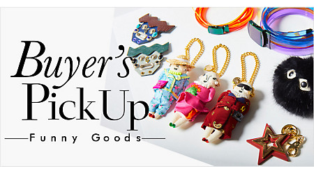Buyer's Pick Up【FUNNY GOODS】