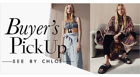 Buyer's Pick Up【SEE BY CHLOE】