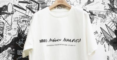 MM6 Maison Margiela  Cupsule Collection