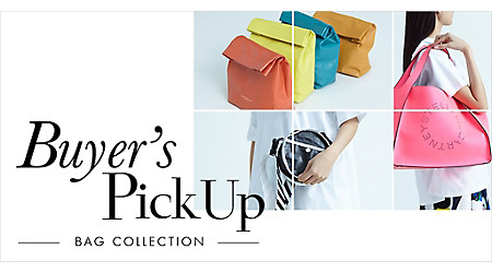 Buyer's Pick Up ‐BAG COLLECTION 2018SS‐