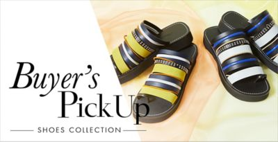 Buyer's PickUp  ‐SHOES COLLECTION 2018SS‐
