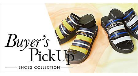 Buyer's Pick Up ‐SHOES COLLECTION 2018SS‐