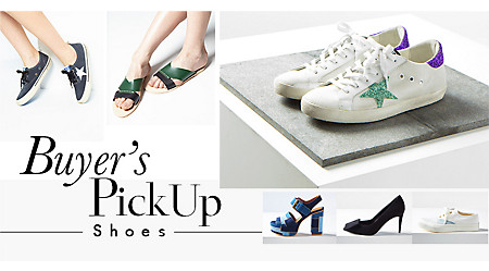 Buyer's Pick Up【Shoes】