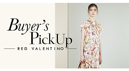 Buyer's Pick Up【RED VALENTINO】