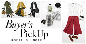 Buyer's PickUp 【SOFIE D'HOORE】