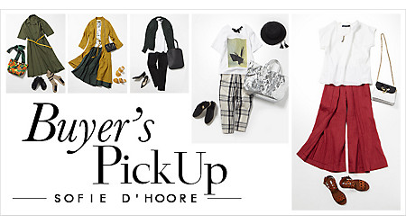 Buyer's Pick Up【SOFIE D'HOORE】