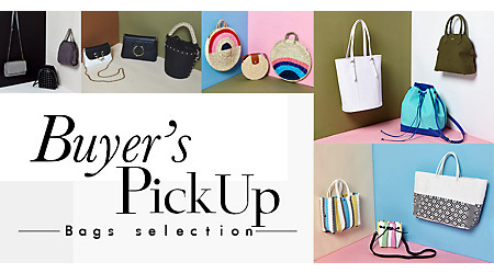 Buyer's Pick Up【Bags selection】