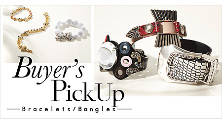 Buyer's Pick Up【Bracelets & Bangles】