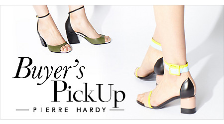 Buyer's Pick Up【PIERRE HARDY】