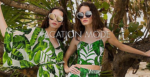 alice + olivia Vacation Mode