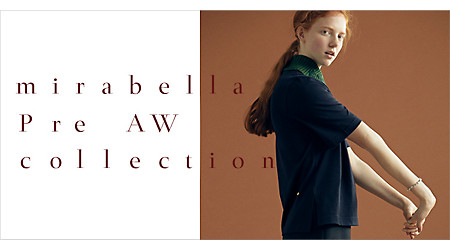 mirabella Pre AW collection PART1