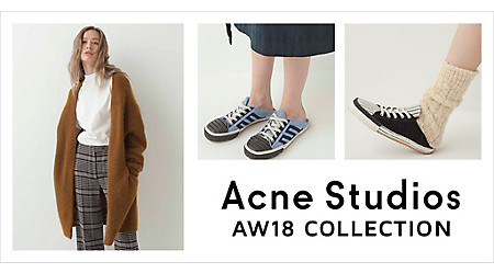 Acne Studios AW18 COLLECTION