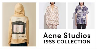 Acne Studios SS19 COLLECTION