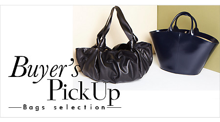 Buyer's PickUp 【Bags selection】